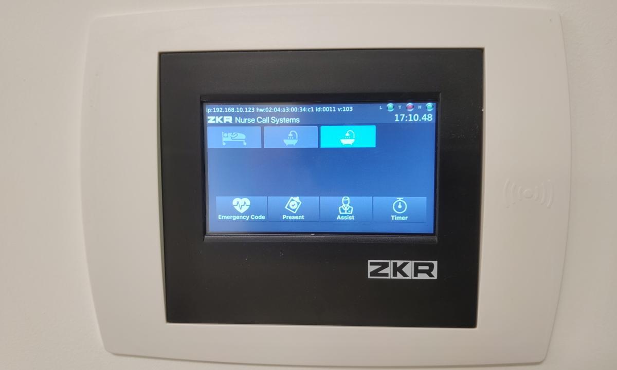 системи сестра-пацієнт ZKR
