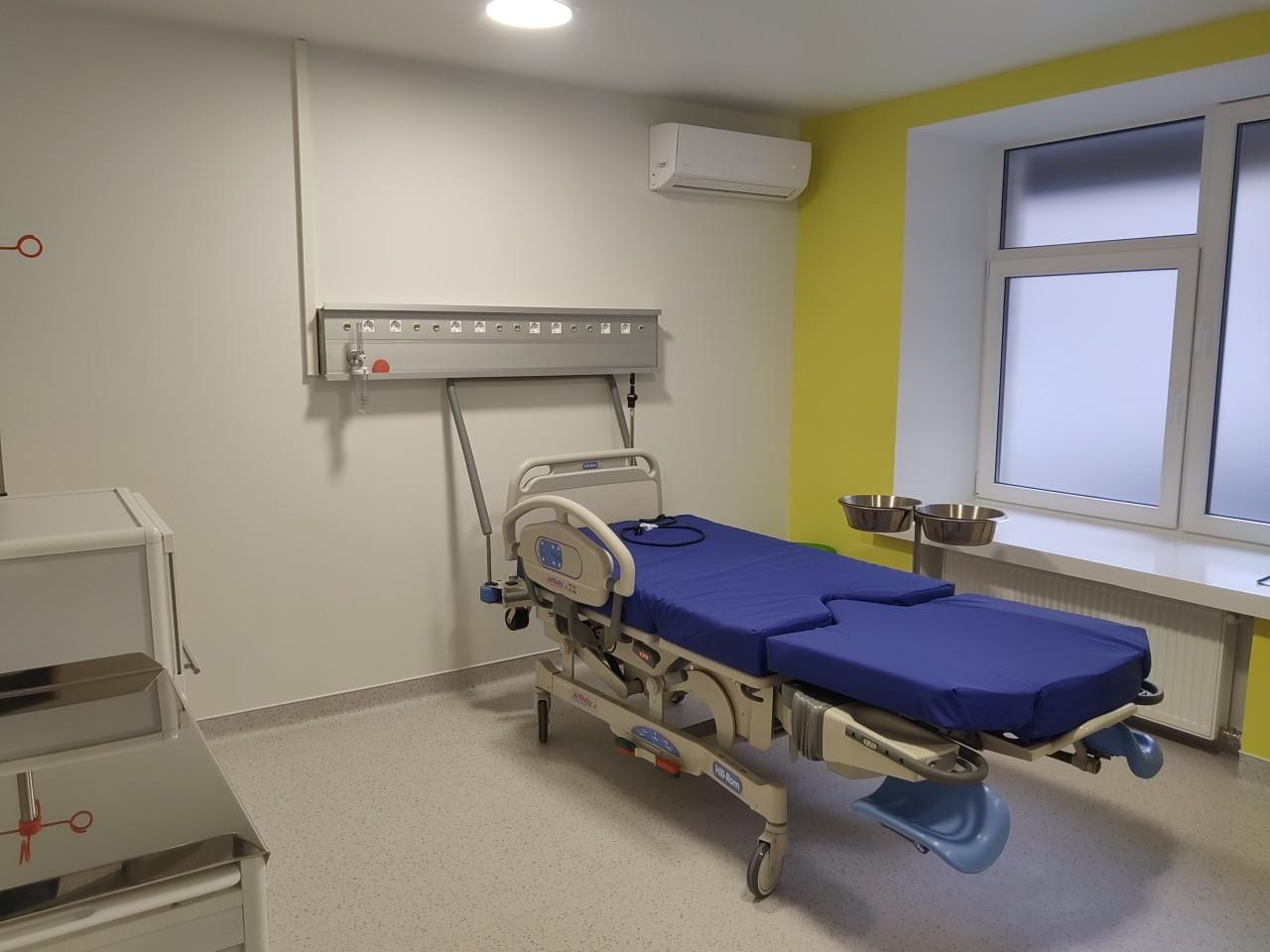 Монтаж палат в больнице