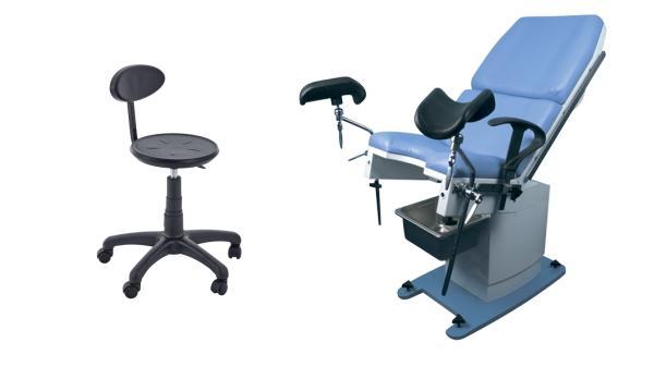 Гінекологічні, стоматологічні та інші крісла