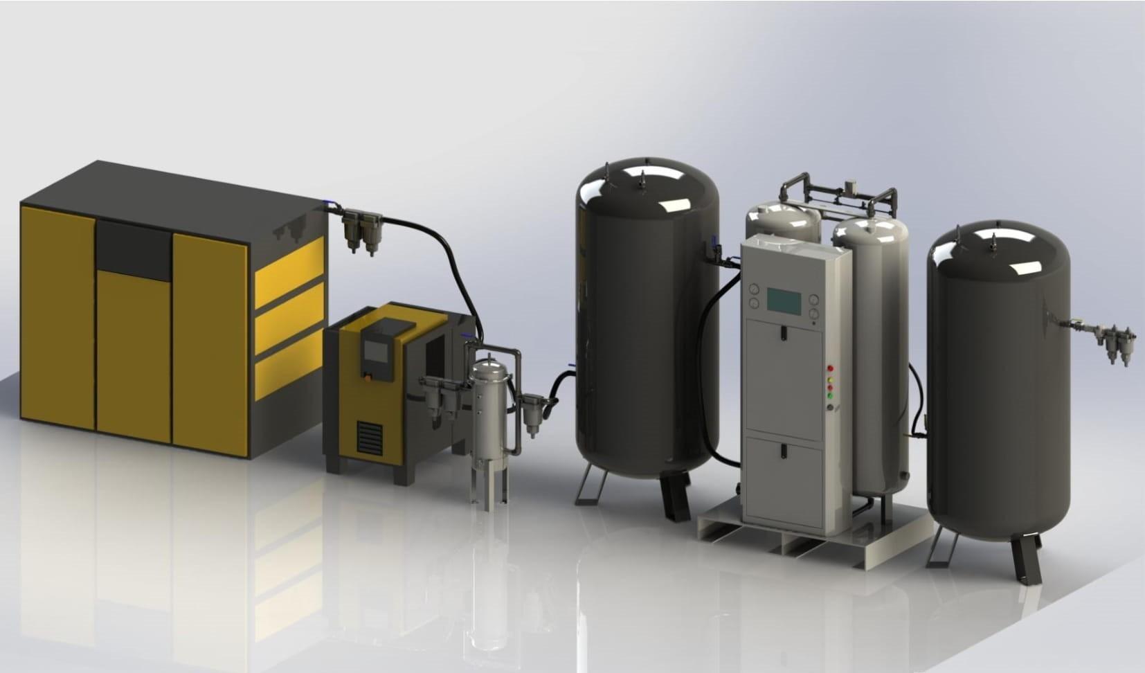 кисневий генератор